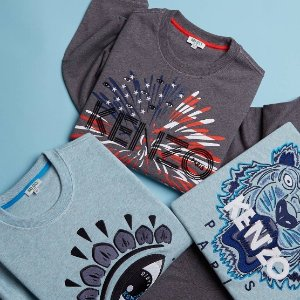 Up to 40% OffKenzo Men Clothes sale @ Barneys New York