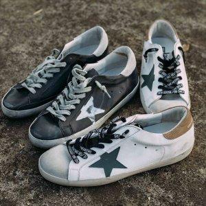 正价8折 £240就收经典款上新:Golden Goose 超全款式小脏鞋限时闪促 小脏鞋时尚时尚最时尚