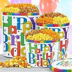 20% OffBirthday gifts @ The Popcorn Factory.