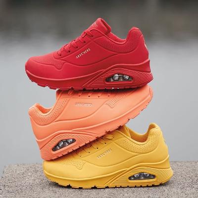 低至3.8折+额外7.5折 $24.37收休闲鞋Skechers 记忆海绵鞋底 柔软舒适 走在云端的感觉