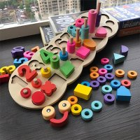 儿童数字图形认知工具