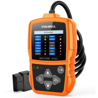 FOXWELL Orange NT201 Auto OBD2 Scanner