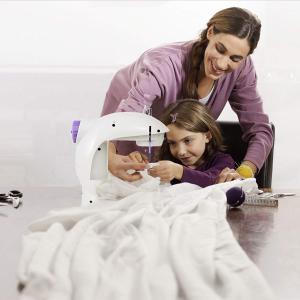 $20.49(原价$35.99)闪购:Varmax 201版多功能迷你电动缝纫机