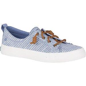 Sperry Top-SiderCrest Vibe Chambray Stripe Sneaker