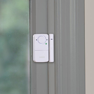 $8.17(原价$20.79)SABRE 无线家庭安全门窗防盗报警器,吓退盗贼神器