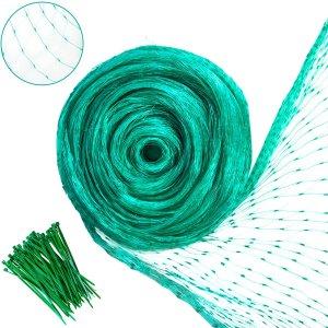 YHmall 可重复使用植物防护网 6.8 x 30Ft