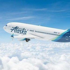 $78起Alaska Airlins 美国多地往返机票闪购