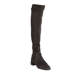 Stuart WeitzmanFifo Suede Stretch Over-the-Knee Boot