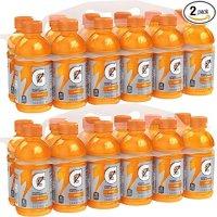Gatorade 橙味运动饮料 12oz 24瓶