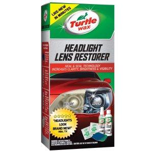$5.59Turtle Wax T240KT Headlight Lens Restorer Kit