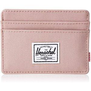 好价收粉扑扑封面款Herschel 精选卡包热卖 实用性敲高 多色可选 $18.72起