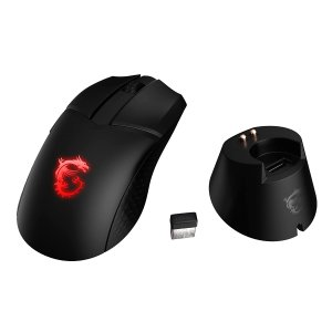 MSI CLUTCH GM41 Lightweight Wireless Gaming Mouse