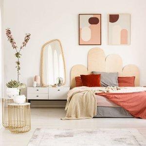 低至5折Amara 精致家居电商热促 ins 博主同款神仙颜值的家