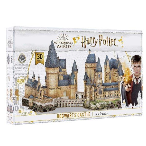 霍格沃茨城堡3D拼图