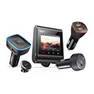 Alexa语音控制车充 $41.99限今天:Anker 车载充电器 & 行车记录仪 一日特卖