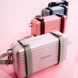 联名款手提箱四色全七夕买买买:Rimowa x Dior 联名小箱子官网全面补货 高级感满满