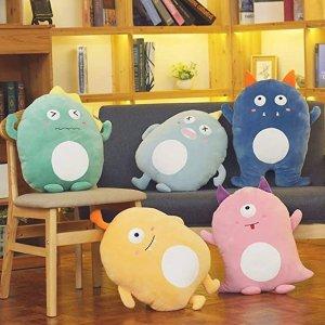 "40% OffArelux 19.6"" Monsters Plush Stuffed Animal Pillow"