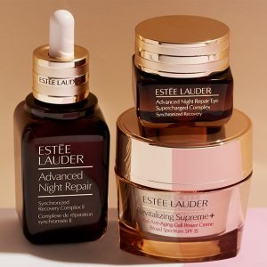 Free GiftEstée Lauder Beauty Sale