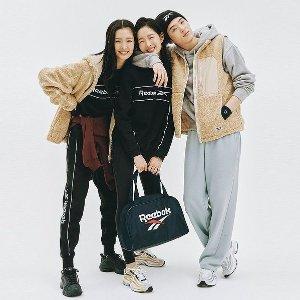 折扣区低至5折+额外7.5折Reebok 春季大促折上折 复古韩版服饰、鞋履Club C特惠价