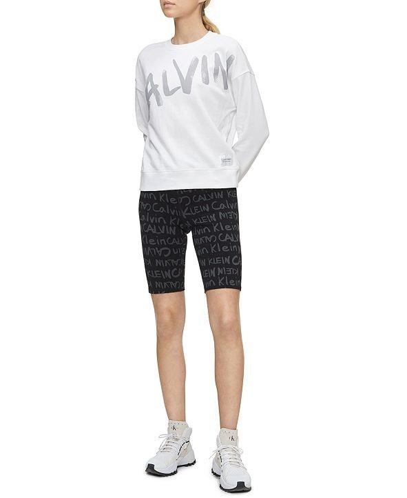 高腰运动裤