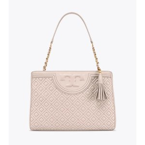 232ad10ee5d9 New to sale. Tory Burch Fleming Open Shoulder Bag