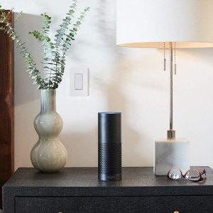 低至6折,组建你的智能家居Amazon 指定自主品牌设备节日促销