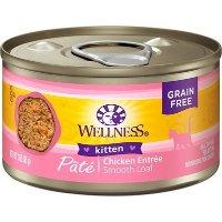 Wellness Complete Health 无谷幼猫猫湿粮罐头 3oz 24罐