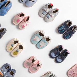 低至3折+ 额外8折Robeez 婴儿学步鞋及服饰折扣区享优惠