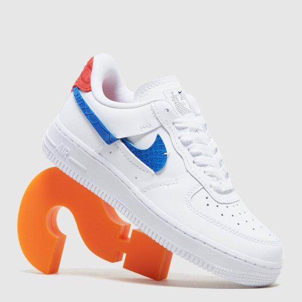 Air Force 1 新款双色球鞋