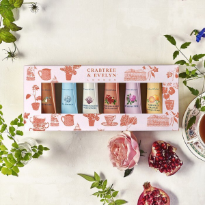 50% OffRegular Priced Gift Sets @Crabtree & Evelyn