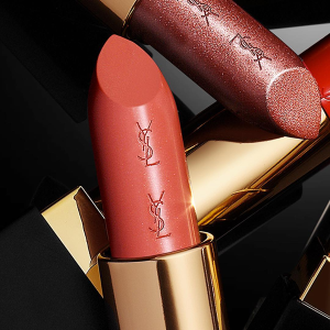 Buy 2 get 1 free + Free Shipping YSL Rouge Pur Couture Gold Attraction Collection Lipstick @ Nordstrom