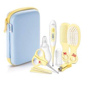 €16.79 原价€29.99Philips Avent 安怡新生儿护理套装 含体温计、指甲刀、牙刷等