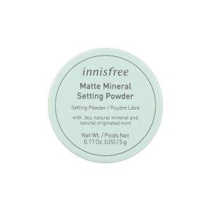 InnisfreeMatte mineral setting powder