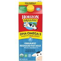 Horizon Organic 2% DHA 有机牛奶 1.89L