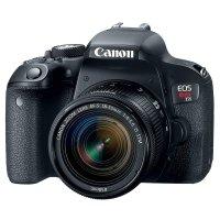 Canon 美亚史低EOS T7i 18-55mm 单反套机
