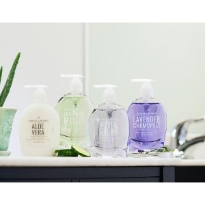 Prince & Spring 洗手液 4瓶