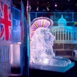 低至6折 美食+全冰酒吧40分钟体验Belowzero Ice Bar伦敦不容错过的冰吧 清凉热卖中