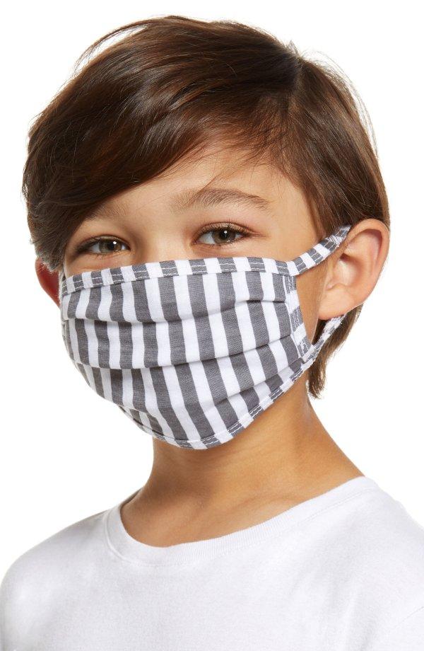 儿童非医用口罩4件套