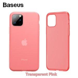 $6.99 三色可选Baseus iPhone 11/11 Pro/11 Pro Max 超薄液态硅胶手机壳