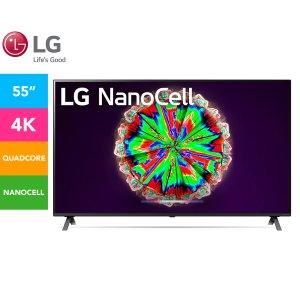 LGNano80 Series 55 inch 4K TV w/ AI ThinQ®