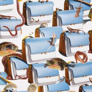 全场最高返$12,000礼卡Marni 新款包包热卖,新拼色风琴包立返$500