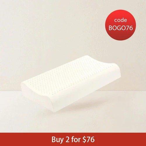 乳胶低枕  2件$76