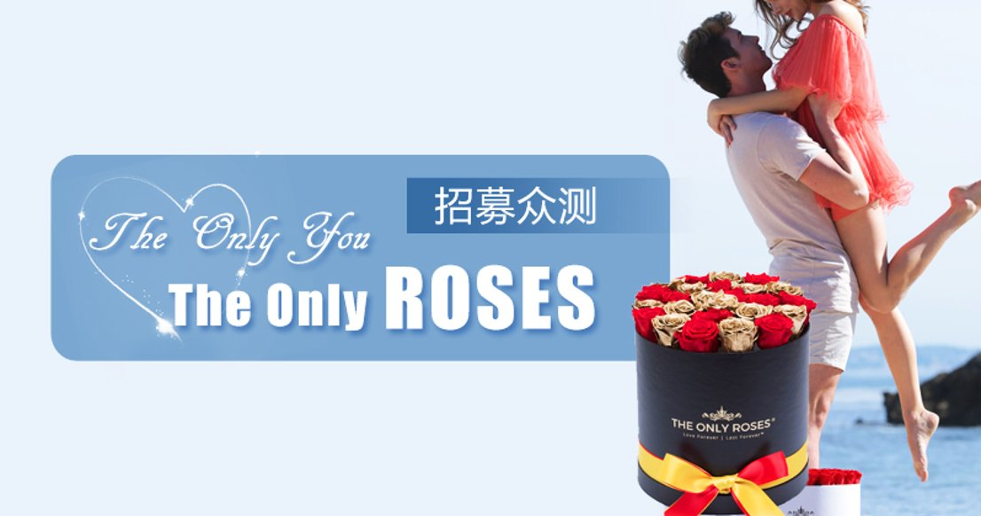The Only Roses 永生玫瑰花