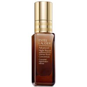 Estee Lauder满100磅 免费送这款哟高能小棕瓶 20ml
