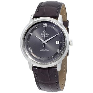 OmegaDe Ville Automatic Grey Dial Men's Watch