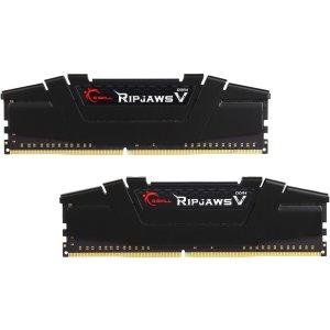 $59.99即将截止:G.SKILL Ripjaws V 16GB (2 x 8GB) DDR4 3200 C15 内存
