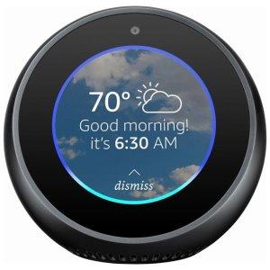 $99.99Amazon Echo Spot Smart Speaker