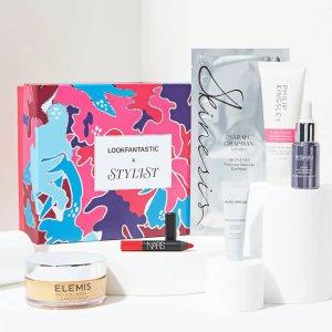 变相3折 仅€70收(价值超€232)上新:LF X Stylist限定美妆盒子 含111Skin精华、Nars口红等6件