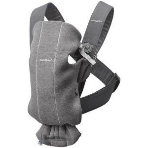 BABYBJORN婴儿mini背带