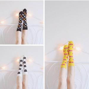 低至6折 €17收超可爱礼盒Happy Socks 冬季大促 脑洞大开可爱袜子好价